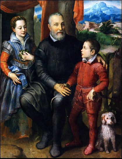 Family Portrait Grab