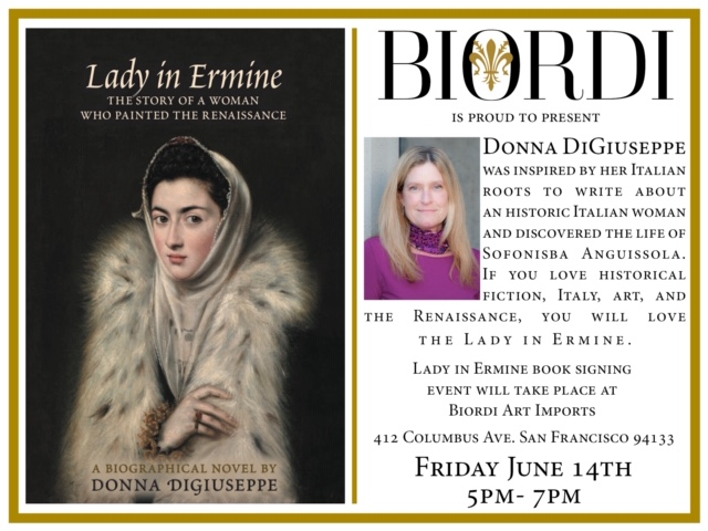 Lady in Ermine book signing.jpg